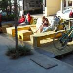 Parklet Rua Fidalga - Vila Madalena - SP - Arquivo Instituto Mobilidade Verde